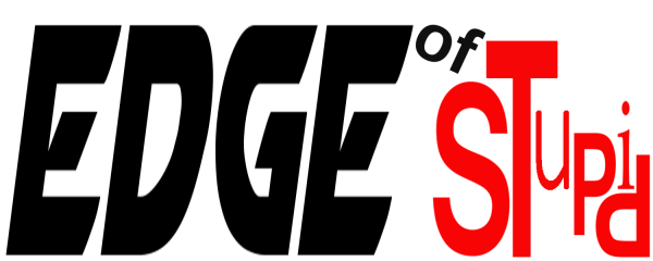 Edge of Stupid Logo
