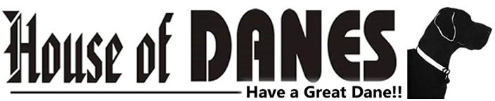 House of Danes Logo